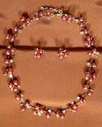 CRANBERRY BRONZE JEWELRY