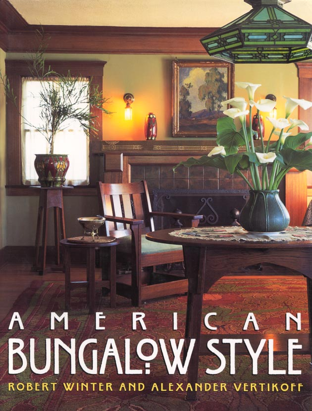 AMERICAN BUNGALOW STYLE COVER