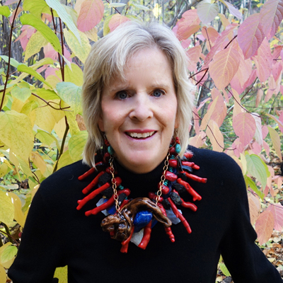 CYNDI SHARP Rooted in Stone JEWELRY DESIGNER