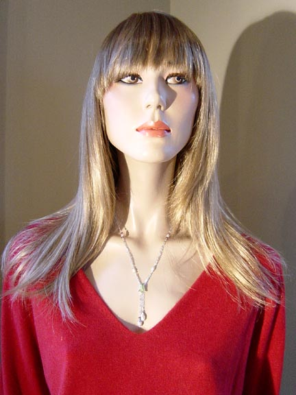 OVERBECK NECKLACE WITH CASHMERE