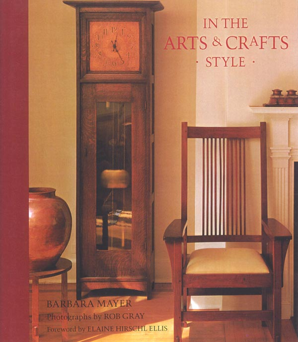 IN THE ARTS AND CRAFTS STYLE COVER
