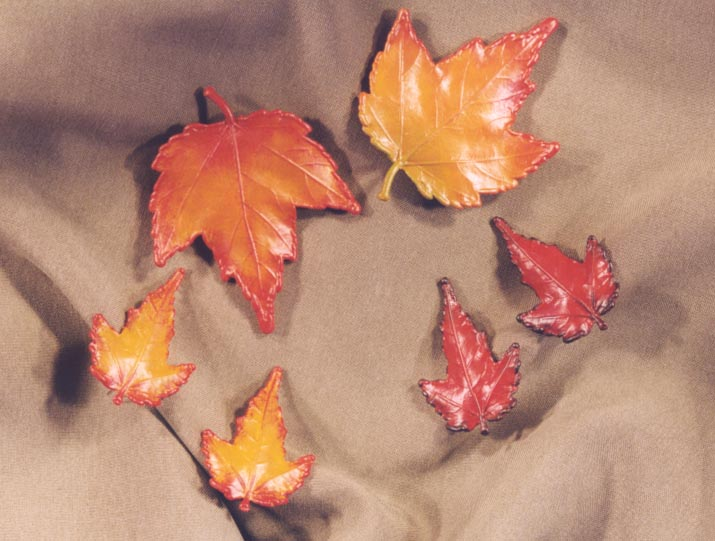 MAPLE LEAF JEWELRY