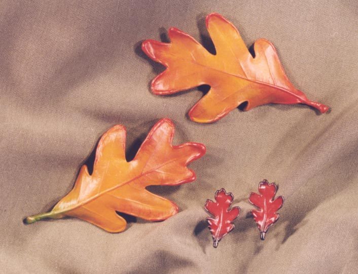 OAK LEAF JEWELRY