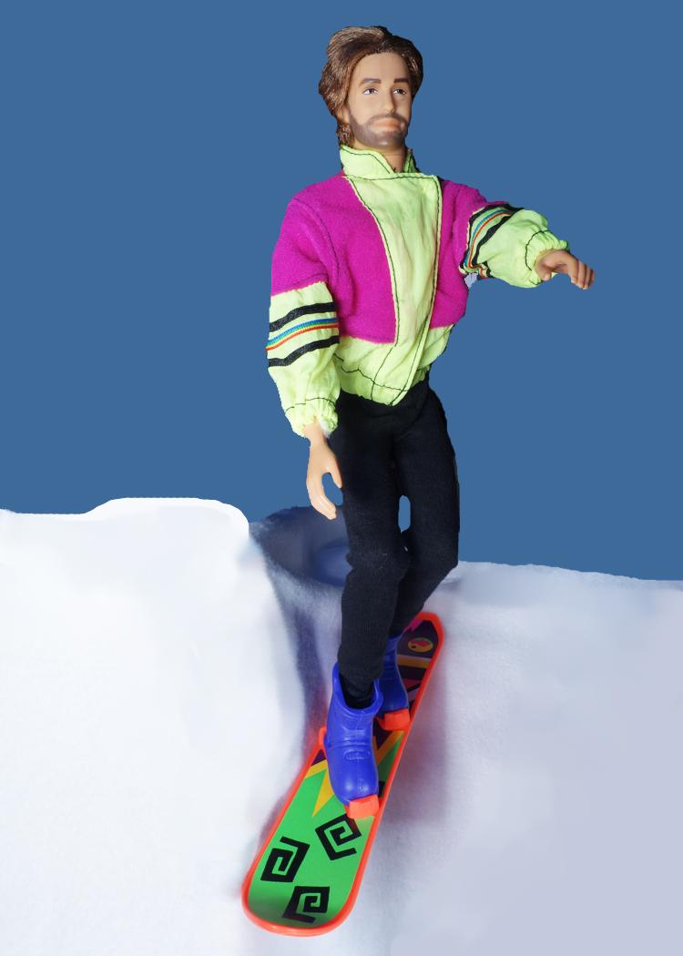 KEN SNOWBOARDS