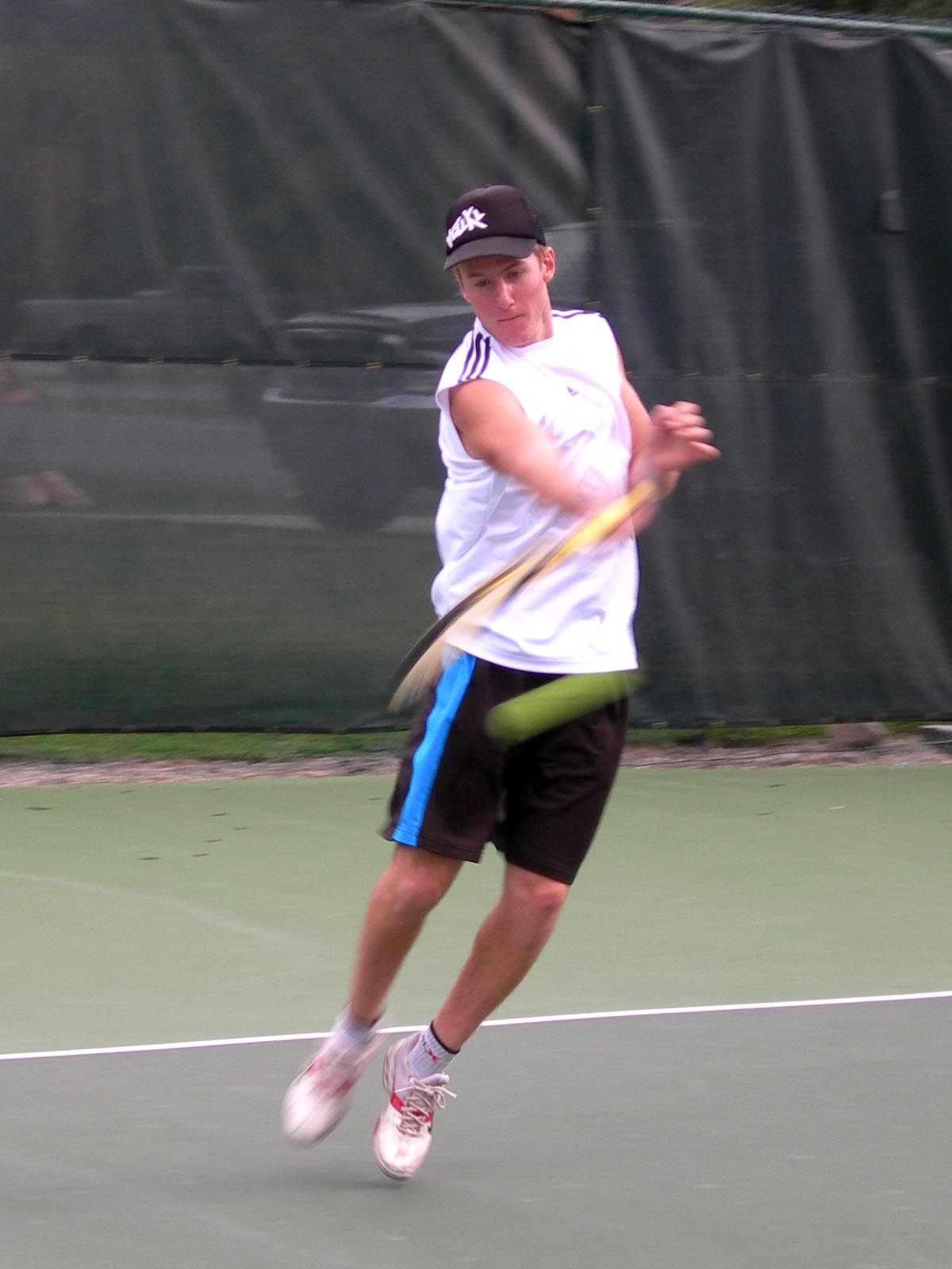 TED LIGETY TENNIS