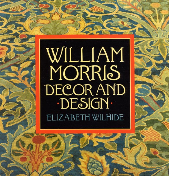 WILLIAM MORRIS-DECOR AND DESIGN